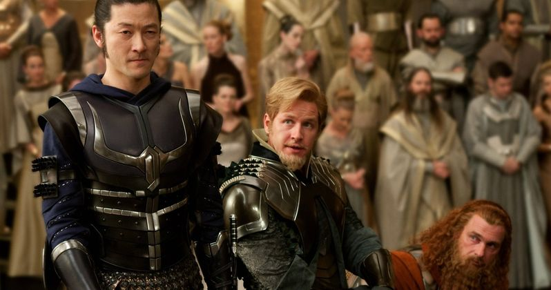 The Warriors Three Will Return in Thor: Ragnarok