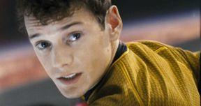 Zoe Saldana Pays Tribute to Star Trek Co-Star Anton Yelchin