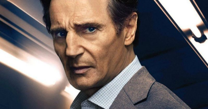 Final Commuter Trailer Puts Liam Neeson's Life on the Line