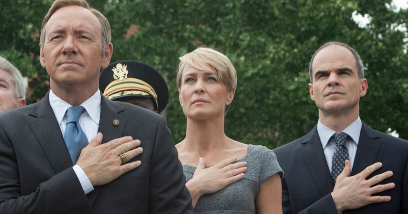 Netflix Renews House of Cards for Season 3