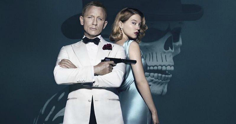 Spectre Poster Brings in New Bond Girl Lea Seydoux