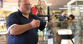 Alaskan Blockbuster Puts Russell Crowe's Jockstrap on Display