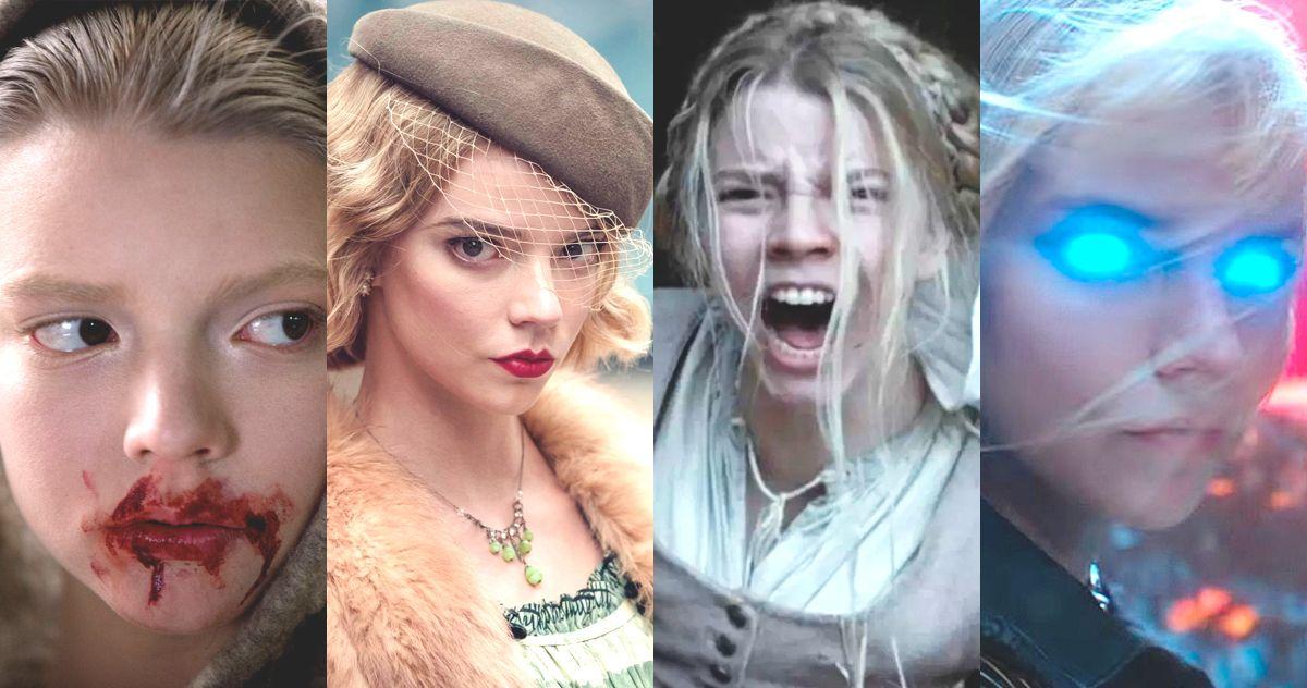 Обязательно посмотрите фильмы и шоу Ани Тейлор-Джой, которые не являются «королевским гамбитом»