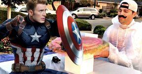 Avengers: Endgame Star Champions NASA Engineer's Epic Package Theft Prank