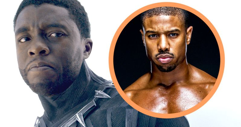 Black Panther Gets Michael B. Jordan, Is He the Villain?