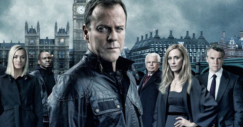 24: Kiefer Sutherland Says He's Done with Jack Bauer