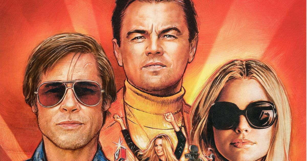 'Once Upon a Time in Hollywood' May Be Tarantino's Final Movie as a Director