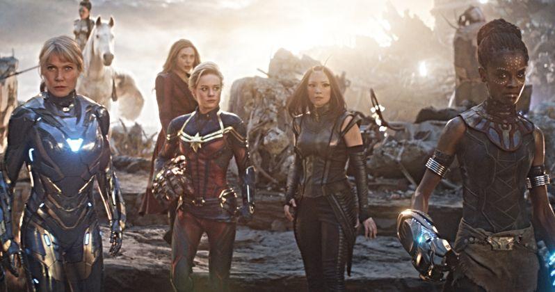 Image result for avengers endgame women