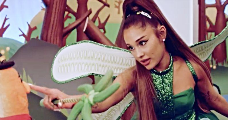 Kidding Season 2 Trailer: Ariana Grande Flies in as A Pickle Fairy