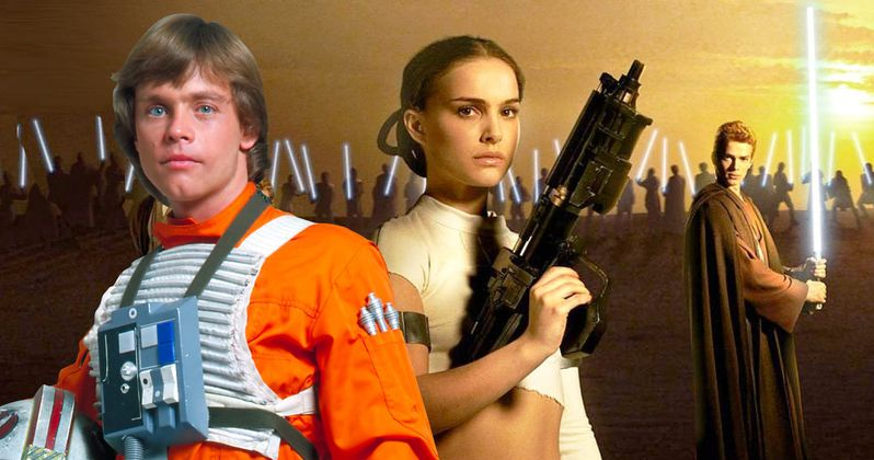Mark Hamill Admits He's Never Met His Star Wars Mom Natalie Portman