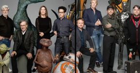 ILM 40th Anniversary Photo Gathers Spielberg, Lucas, Abrams & More