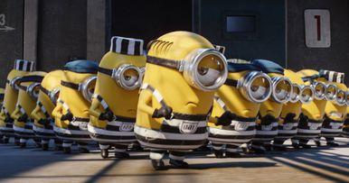 Despicable Me 3 Final Trailer Locks the Minions in Prison