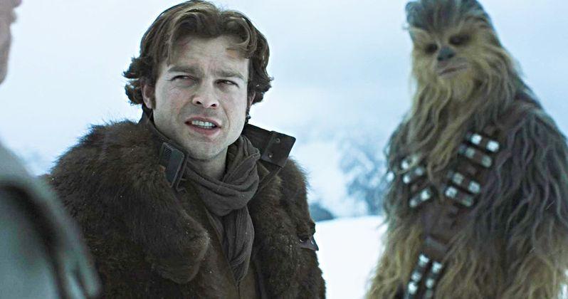 Solo Blu-Ray Trailer Reveals Snowball Fight Deleted Scene