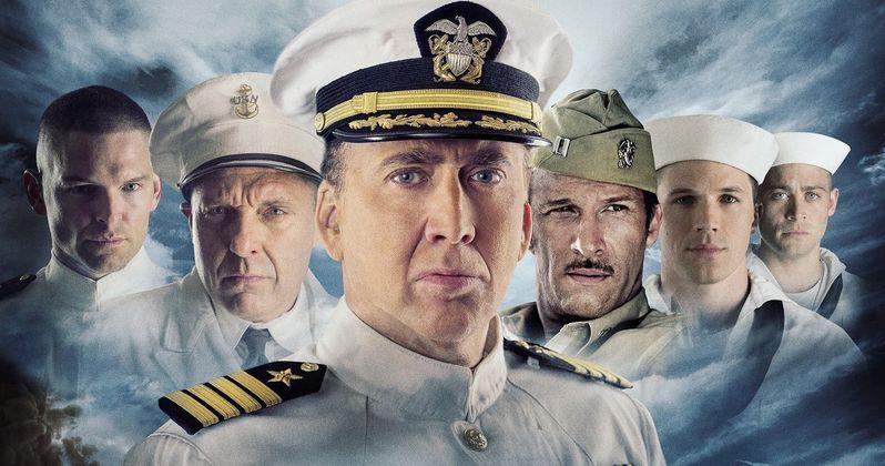 Nicolas Cage Vs Killer Sharks in USS Indianapolis Trailer
