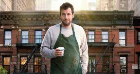 The Cobbler Poster: Adam Sandler Saves His Neighborhood