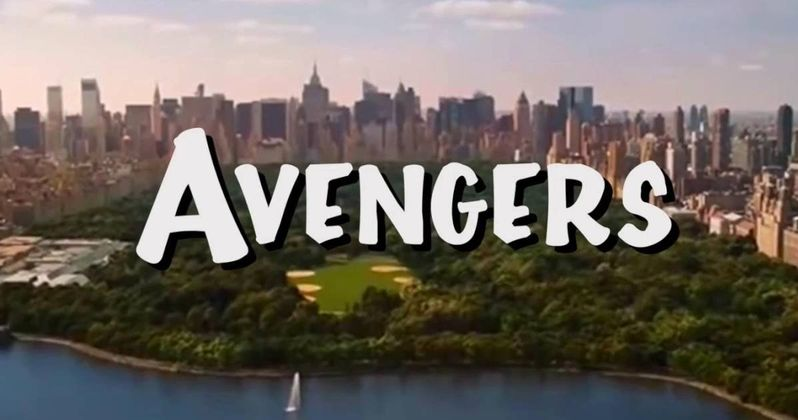 This Avengers Meets Full House Mashup Video Is Perfect