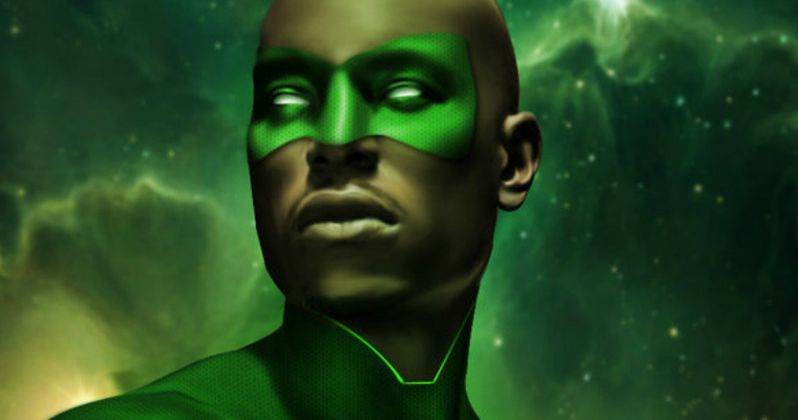 Tyrese Gibson Is Still Hopeful About Green Lantern Role