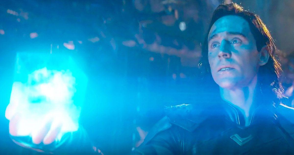 Thor and Loki meets Skrymir