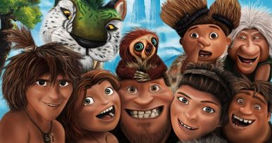 Croods 2 Canceled at DreamWorks Animation