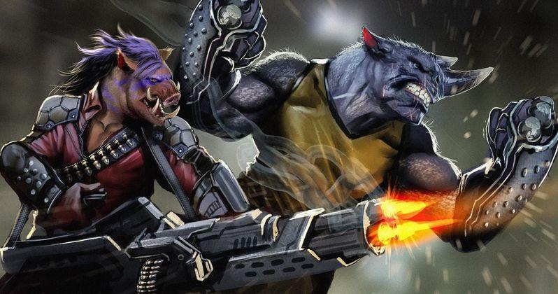 Comic-Con: Ninja Turtles Sequel May Include Rocksteady, BeBop and Casey Jones