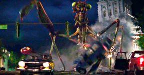 Goosebumps Clip Unleashes a Giant Praying Mantis