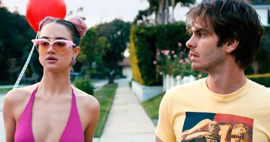 Under the Silver Lake Review: A Stylish and Bizarre Mystery