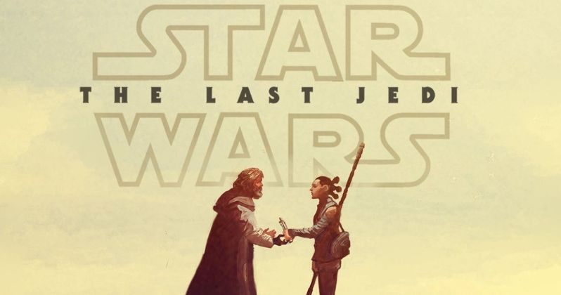 Last Jedi Comic Adds New Scenes, Gets Rogue One Writer