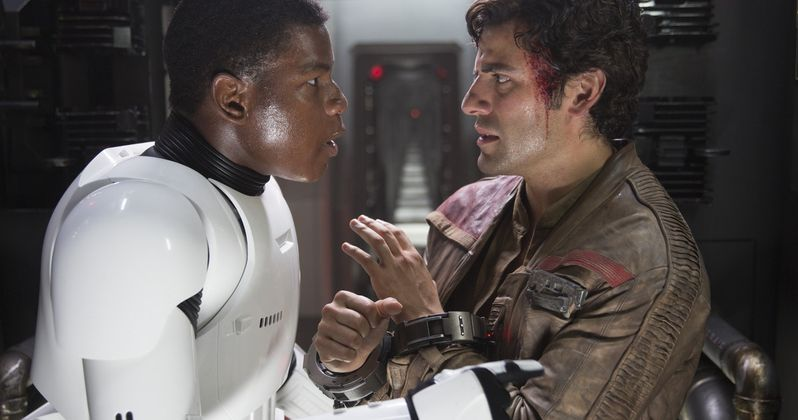 Are Poe & Finn a Gay Couple in Star Wars: The Force Awakens?