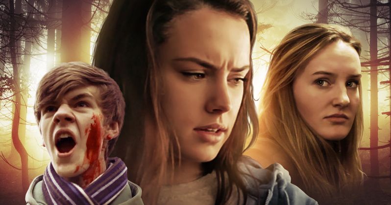 Scrawl Trailer: Daisy Ridley Fights a Killer Comic Book in Long-Lost Horror Movie