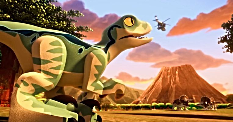 Jurassic World Gets an Animated Prequel in The Secret Exhibit LEGO Trailer