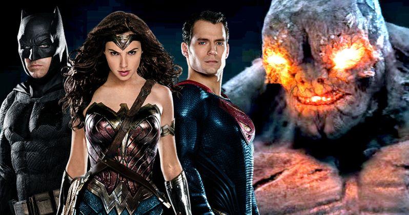 Japanese Batman v Superman Trailer Has Doomsday on the Attack
