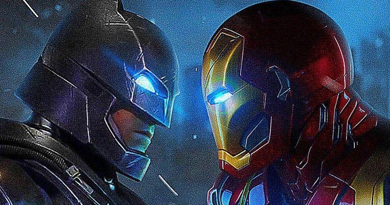 Iron man battles script