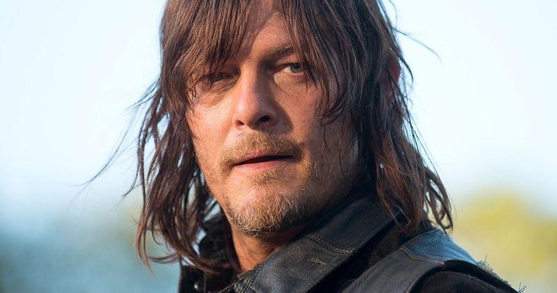 Shooting Walking Dead Season 7 Was Exhausting & No Fun Says Reedus