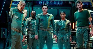 The Cloverfield Paradox Trailer Surprises with Secret Origins Movie