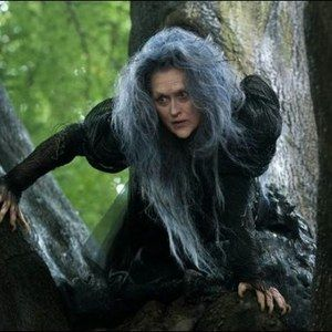 First Look at Meryl Streep as the Witch in Disney's Into the Woods