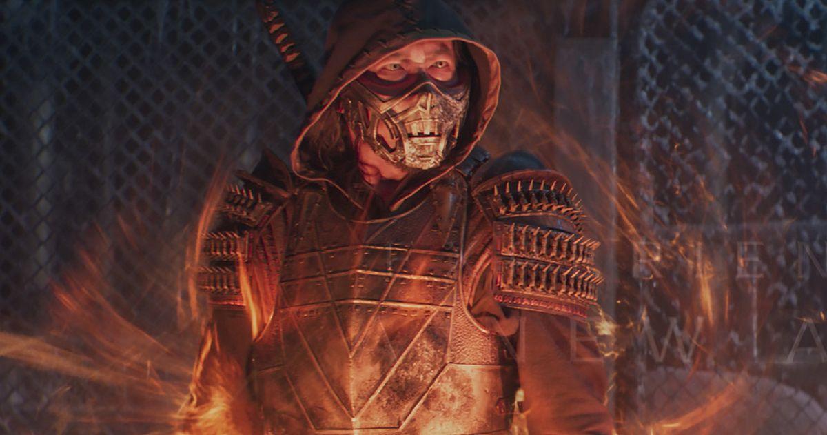 Скорпион показан в перезагрузке Mortal Kombat в преддверии сегодняшнего дебюта большого трейлера