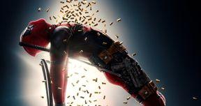 Deadpool 2 Poster Spoofs Flashdance in a Splash of Bullets
