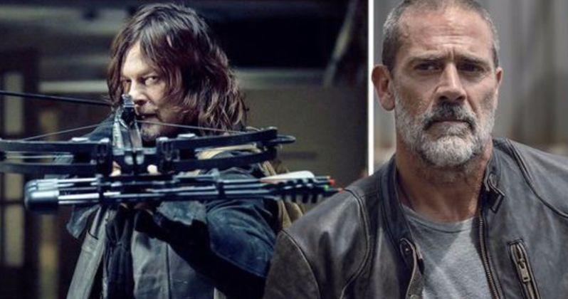 Walking Dead Season 10 Special Look: Daryl Vs. Negan in a Zombie Cold War