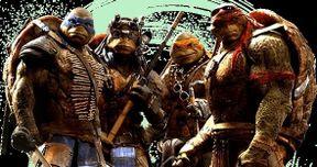 Teenage Mutant Ninja Turtles Website Images Peer Inside the Sewer Lair