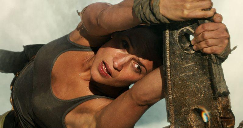 Tomb Raider 2 Won't Happen with Alicia Vikander?