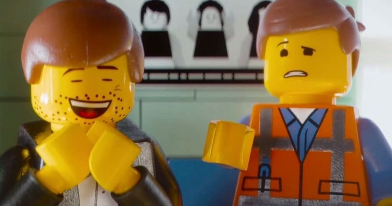 The LEGO Movie Blu-ray Clip: Enter the Ninjago!