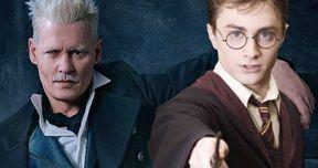 Daniel Radcliffe Responds to Johnny Depp's Fantastic Beasts 2 Casting