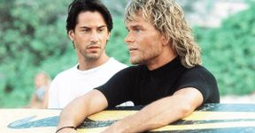 Point Break Changed Keanu Reeves' Life, the Actor Talks How