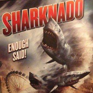 Sharknado Poster Combines Sharks and Tornados!