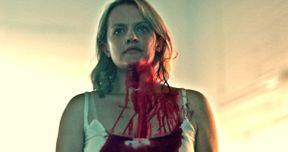 Handmaid's Tale Season 2 First Look Soaks Elisabeth Moss in Blood