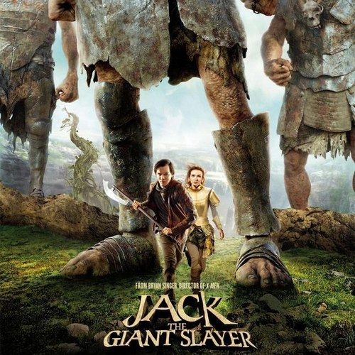 Jack the Giant Slayer Poster with Nicholas Hoult and Eleanor Tomlinson