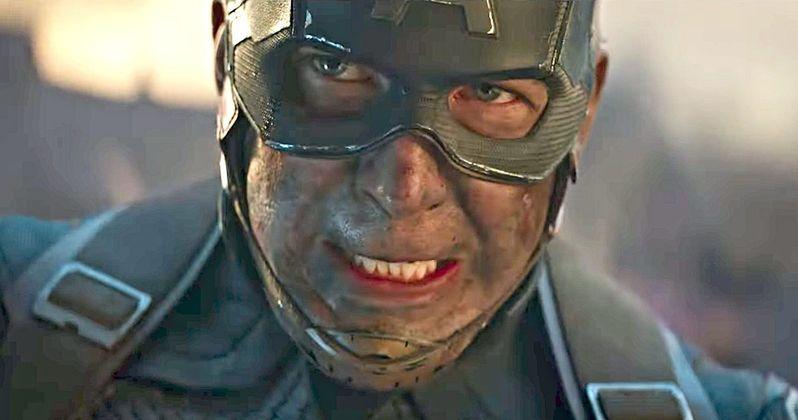 Chris Evans Talks Emotional Final Days as Captain America in Endgame