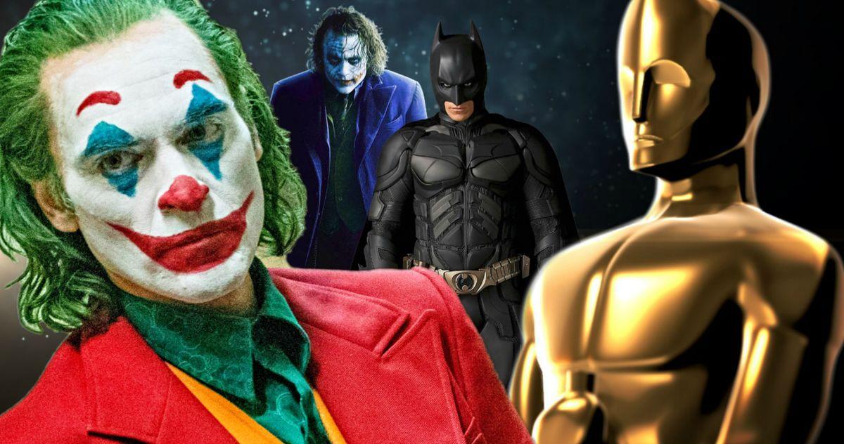 Joker Beats The Dark Knight Oscar Nominations Record for a Comic Book Movie