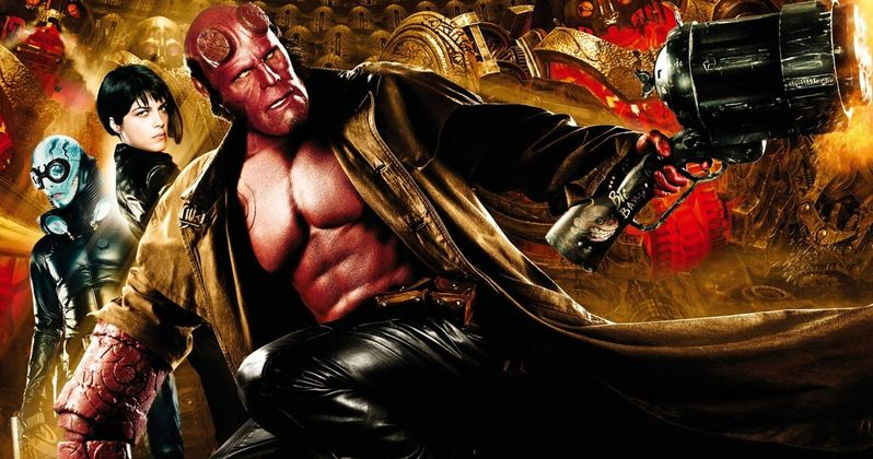 Guillermo Del Toro Wants to Do Hellboy 3, But He Needs Your Help