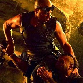 Vin Diesel Fights Hard in New Riddick Photo